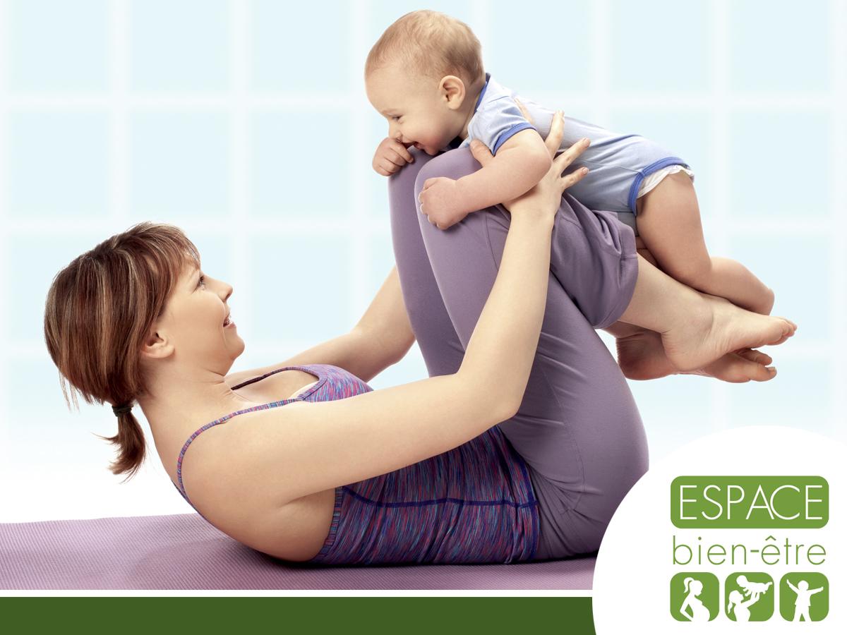 cours,yoga,bébé